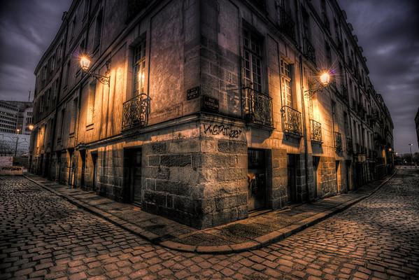 Rue Kervégan