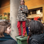 Manifestazione delle donne